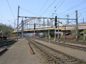 Le démantèlement du saut-de-mouton près de la gare d'Esch-sur-Alzette est prévu durant la période du barrage