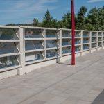 Le « mur type Z » développé par les CFL combine esthétique et efficacité.