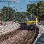 Um Anwohner vorm Lärm nahe gelegener Bahnstrecken abzuschirmen, baut die CFL verschiedene Schutzvorrichtungen.