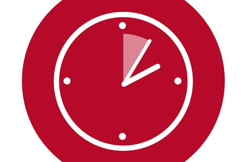 Le changement horaire de 2017 n'implique non seulement des modifications des heures de départ et d'arrivée …