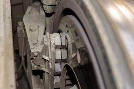 Étrier de frein / plaquette de frein